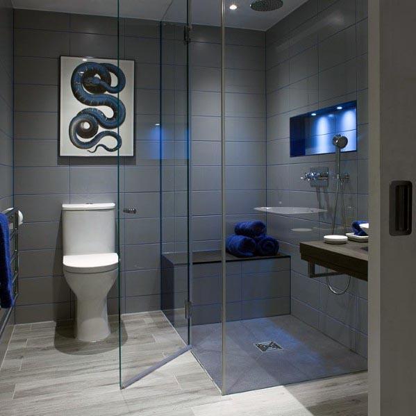 Morden remodeled Bathroom