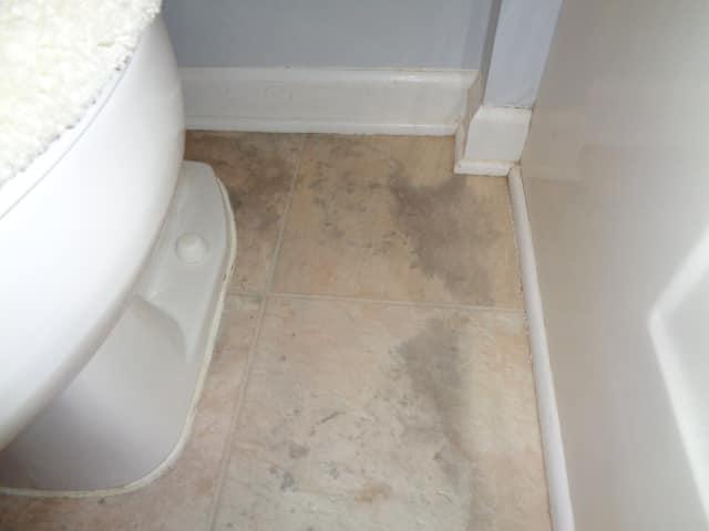 How To Repair Bathroom Floor Water Damage
